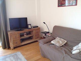 Loue appartement 6 personnes Max (4 adultes et / enfants)situe dans le W Kaiser