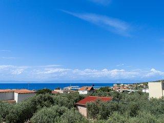 Panoramic View House