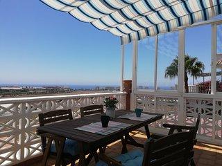 Casa Maravilla. Apartamento encantador con maravillosa vista al mar.