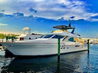 Sea Mystic Yacht Stays