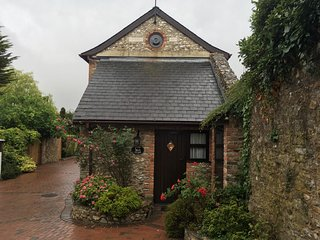 Coach Cottage - a Grade 2 listed former coach house
