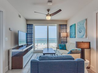 Listen to the Ocean in this New Beachfront Condo