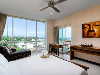 Condominium 2 bedroom with sea view