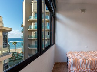 118 Studio with sea view and fully equipped