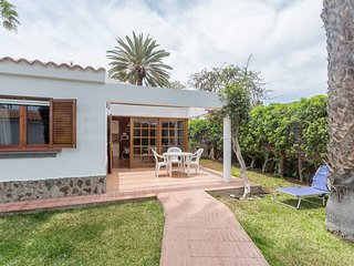 608 Lovely bungalow in quiet complex in Maspalomas