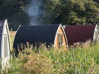 (4) Camping Pod near Lake