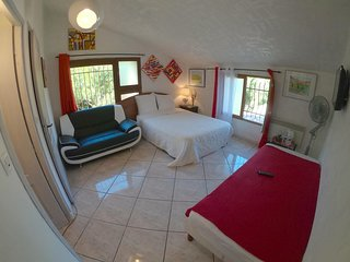 Room for 3 persons With Terrace and Mountain View