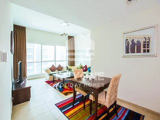Dusit Residence One Bedroom Apartment