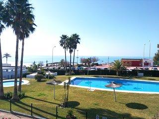 Precioso apartamento en primera linea de playa con vistas al mar