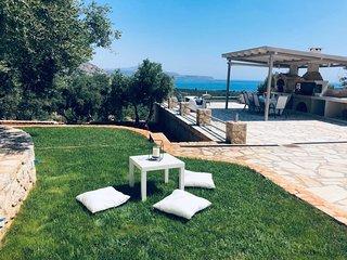 Papaduke House Kalives-Chania   Panoramic Sea View