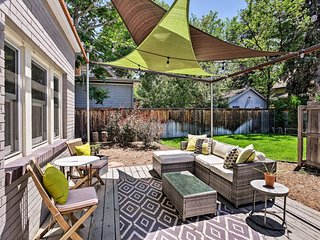 NEW! Chic Denver Home w/ Deck+Grill, 5 Mi. to Dtwn