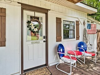 NEW-Quiet Cottage by Lake Travis 20Mi to DT Austin