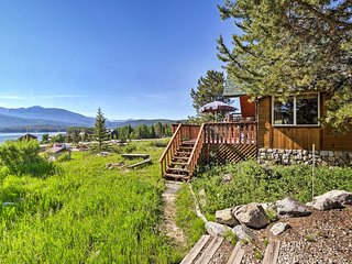 NEW-Grand Lake Cabin w/Fire Pit 5 Min to Rocky Mtn