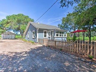 NEW! Sebastopol Home on Vineyard w/ Private Yard!