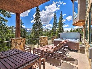 NEW! Lavish Fairplay Home w/ Hot Tub & Mtn Views!