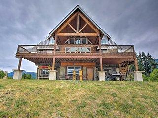 NEW-Villa w/Firepit, 11mi to Mt Rainier Nat'l Park