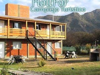 Complejo HoltFor. Departamentos vacacionales