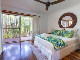 Noosa 1 Bedroom Hidden Oasis Apartment
