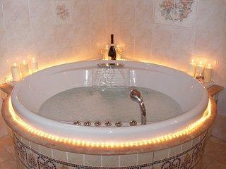 La casa di Terlago, APPARTAMENTO CIELO, relax e romanticismo