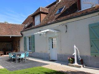 La Longere du Lavoir, gite en Touraine, au coeur des Chateaux de la Loire