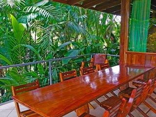 Palm Tree House . Villa Palma ~ Manuel Antonio sleeps 8!