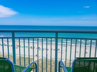 Oceanfront 2 Bedroom 2 Bathroom Condo~Atlantica 901
