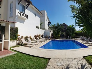 Vacation Rental House for 8 people in Playa del Carmen