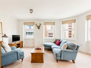 Charming 1Bed Apt in Greenwich & close to DLR
