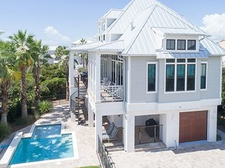 Patience Cottage - Brand New with Gulf Views & Private Pool in Seagrove!!