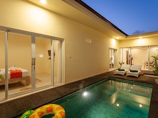2019 NEW! Drupadi Seminyak 2 BR Private Pool Villa