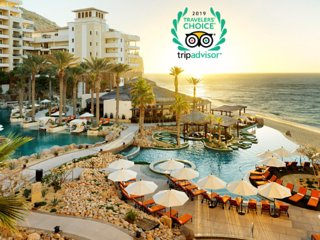 BEST LUXURY RESORT IN CABO!! GRAND SOLMAR AT LAND'S END
