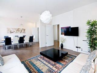 Modern fitzrovia apartment