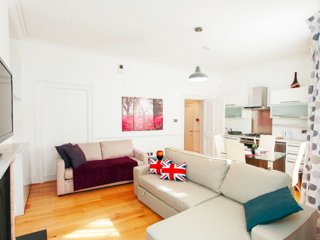 Modern family apartment in Covent Garden
