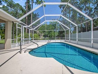 Newly Renovated - The Salty Breeze! Quiet, Saltwater Pool Home - Close to Golf &