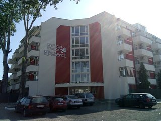 Rose Residence Ap.Hotel, Sunny Beach, Bulgaria