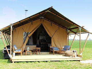 Wheatfields Luxury Glamping