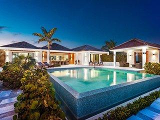 Brise De Mer 6 Bedroom Villas - Beachfront