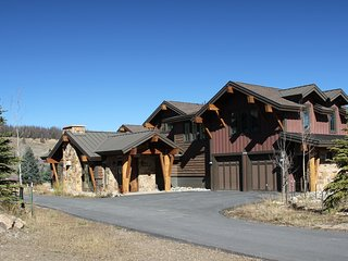 4 bedroom luxury home on the river in Breckenridge Colorado