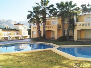 2 Bedroom Apartment, La Sella, Denia