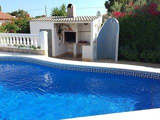 VILLA+PISCINA PRIVADA 10 PERS. L'AMETLLA DE MAR (Tarragona)