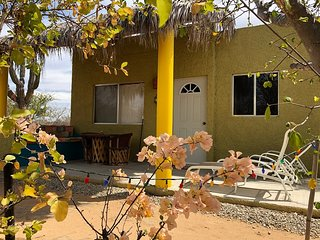 Casita 3 with kitchenette, private and tranquil setting in the San Jose´ area.