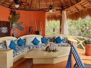 Casa Cancion del Mar Sayulita 4 Bedroom Ocean View