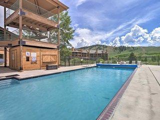 Studio w/ Pools, Near Granby Ranch Ski & Golf