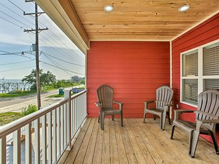 Newly Built House w/Lake Pontchartrain Access