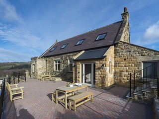 LIMBER VIEW, 4 bedrooms, Grosmont Nr Whitby