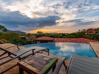 Stunning ocean view villa