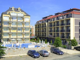 Jasmin Hotel Apartment, Sunny Beach, Bulgaria