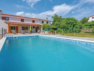 Awesome home in Labin w/ WiFi, 3 Bedrooms and Outdoor swimming pool (CIO210)