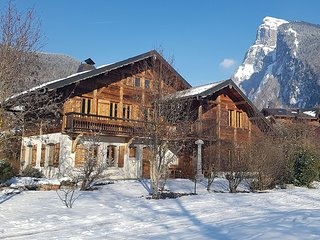 Traditional House in fantastic location close to ski lift and village centre