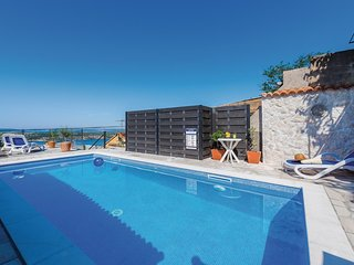 Awesome apartment in Sibenik w/ Outdoor swimming pool, Outdoor swimming pool and